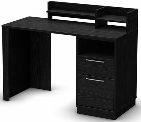 South Shore Academic Computer Desk with File Drawer - 7247795
