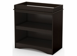 South Shore Angel Contemporary Changing Table - Chocolate - 3559334