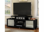"South Shore City Life Contemporary 60"" TV Stand - Pure Black - 4270601"