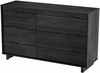 South Shore Flynn Contemporary 6 Drawer Dresser - 3237027