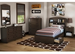 South Shore Popular Twin Size Mate's Bedroom Set - 2779212