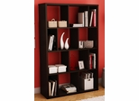 South Shore Reveal Large Chocolate Shelving Unit - 5159730