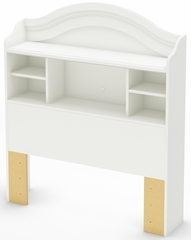 South Shore Savannah Twin Bookcase Headboard - 3580098