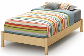 South Shore Step One Contemporary Twin Platform Bed - 3013205