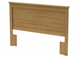 South Shore Vito Transitional Full/Queen Headboard - Harvest Maple - 3126270