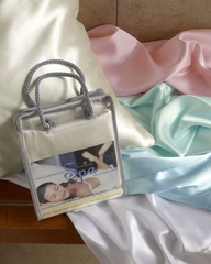 Spa Pillowcase (Set of 2) in Pink - 952SPAPPNK