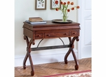 Specialty Cherry Open-Top Desk - Free Shipping
