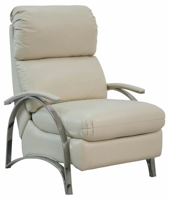 Spectra ll Contemporary Recliner - Stargo Cream - 74721545119