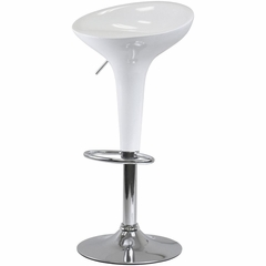 Spectrum Air Lift Swivel Adjustable Stool - Winsome Trading - 93530