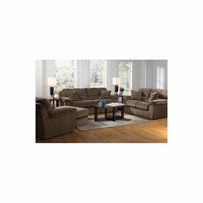 Spencer Living Room Set with Ottoman - Jackson Furniture