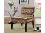 Spiral Pattern Accent Chair - 900185