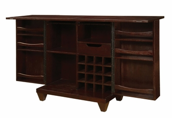 Spirit Cabinet - Hudson Dining - Modus Furniture - HD2974