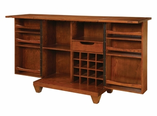 Spirit Cabinet - Hudson Dining - Modus Furniture - HD6174