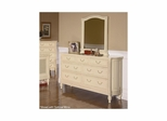 Splendor Dresser Antique Parchment - Largo - LARGO-ST-B2500-10