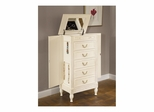 Splendor Lingerie Jewelry Chest Antique Parchment - Largo - LARGO-ST-B2500-31