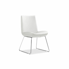 Squall Leatherette Dining Chair - Set of 2 - Zuo