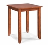Square Bistro Table in Cherry - Hanover - 5532-35