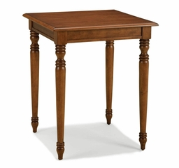 Square Bistro Table in Warm Oak - Homestead - 5527-35
