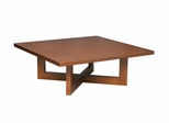 Square Chloe Coffee Table - ROF-HWSQTC3713