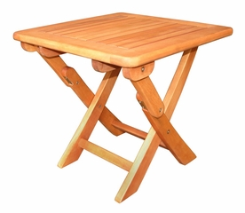 Square Table with Folding Legs - 51062