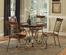 St. Ives 5-Piece Dining Set in Cinnamon - Home Styles - 5051-318