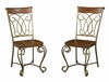 St. Ives Dining Chair (Set of 2) in Cinnamon - Home Styles - 5051-802