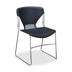 Stack Shell Chairs - Lava - HONG5111Y