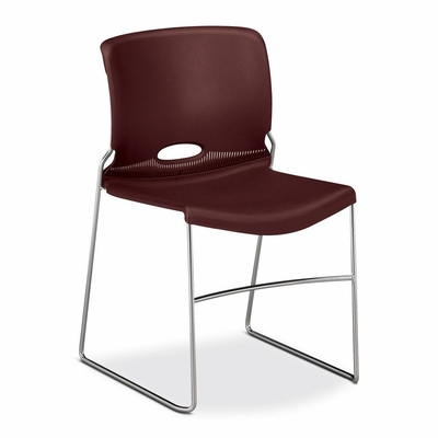 Stacker Chairs - Garnet 4 Count- HON404165