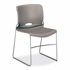 Stacker Chairs - Silver Gray 4 Count- HON404116