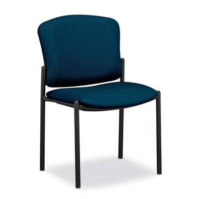 Stacking Armless Chairs - Mariner 2 Count- HON4073NT90T