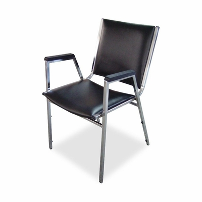 Stacking Chair - Black - LLR62504