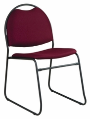 Stacking Chair (Set of 4) - Office Star - STC3000