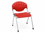 Stacking Chair - Stack Chair Armless (Set of 4) - OFM - 305-SET