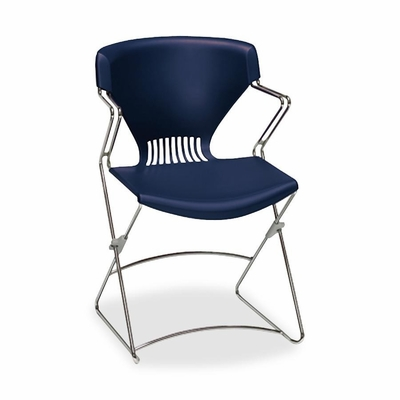 Stacking Chairs - Blue - HONFLEX0291
