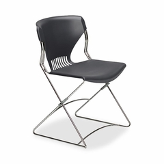 Stacking Chairs - Charcoal - HONFLEX0111