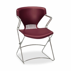 Stacking Chairs - Garnet - HONFLEX0265