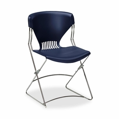 Stacking Chairs - Navy - HONFLEX0191