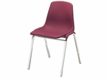 Stacking Shell Chair - National Public Seating - 8100