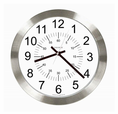 Stainless Steel Wall Clock - XML-46-NEW