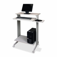 Stand-Up Workstation - Gray - BDY643818