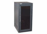 Standard Data Cabinet in Textured Graphite - Mayline Office Furniture - 3354836DW5