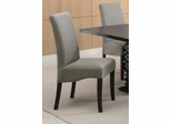 Stanton Dining Chair (Set of 2) in Gray - Coaster - 102062-SET
