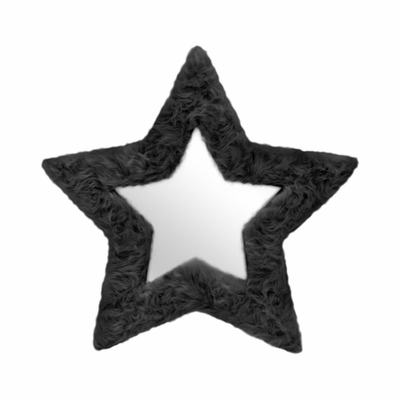 Star Furr Mirror Black - Lumisource