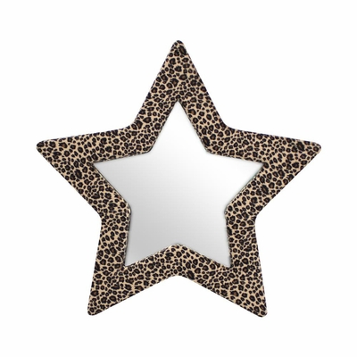 Star Furr Mirror Leopard - Lumisource