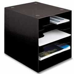 Stationery Organizer - Black - BDY11084
