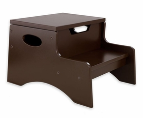 Step 'N Store in Chocolate - KidKraft Furniture - 15633