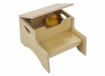Step 'N Store in Natural - KidKraft Furniture - 15611
