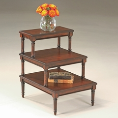Step Table in Plantation Cherry - Butler Furniture - BT-1485024