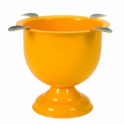 Stinky Cigar Ashtray in Safety Yellow - CA-ST-4YEL