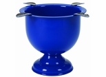 Stinky Cigar Royal Blue Tall Ashtray - CA-ST-4BLU